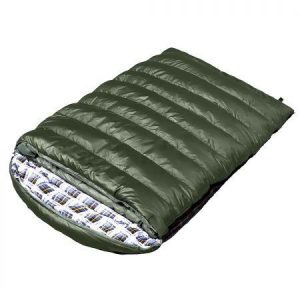 Mountview Sleeping Bag Double Bags Outdoor Camping Hiking Thermal -10???Tent