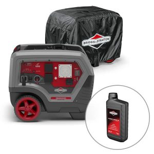 Briggs & Stratton Q6500, 6500w Inverter Generator, 3 Year Warranty