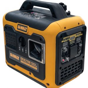 DeWalt DXIG2200, 2200W Inverter Generator, 3 Year Warranty