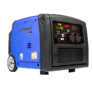 Hyundai HY3200SEi, 3200w Inverter Generator with Electric Start, 1 Year Warranty