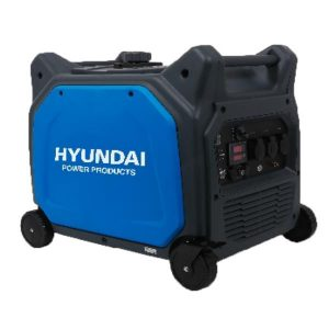 Hyundai HY6500SEi, 6500w Inverter Generator with Electric Start & Auto, 1 Year Warranty