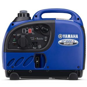 Yamaha EF1000iS, 1000w Inverter Generator, 4 Year Warranty